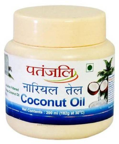 Patanjali Coconut Hair Oil (200ML)