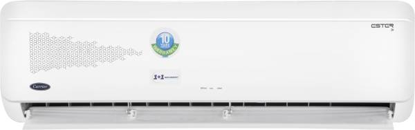 Carrier 1.5 Ton 3 Star Inverter Split AC (Copper Condensor, 18K ESTER CAI18ES3C8F0, White)