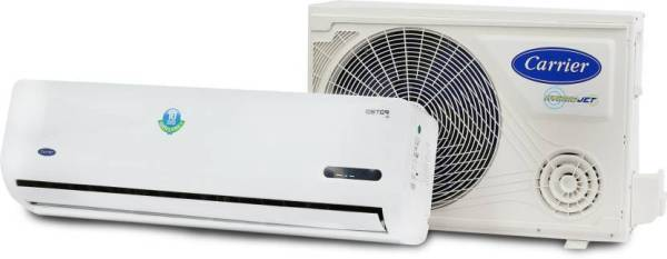 Carrier 2 Ton 3 Star Inverter Split AC (Copper Condensor, 24K ESTER CAI24ES3B8F0, White)