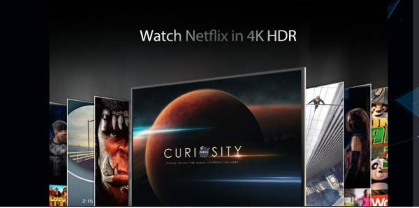 TCL 43 Inches Ultra HD (4K) LED Smart TV (43P6US, Black)