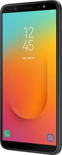 Samsung Galaxy J8 (Black, 4GB RAM, 64GB)