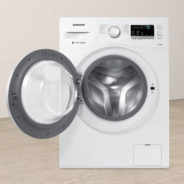Buy Samsung 6 kg Fully Automatic Front Load Washing ...