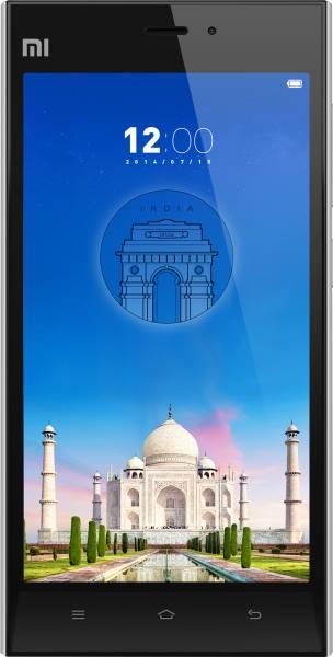 Xiaomi Mi 3 (Metallic Grey, 2GB RAM, 16GB)
