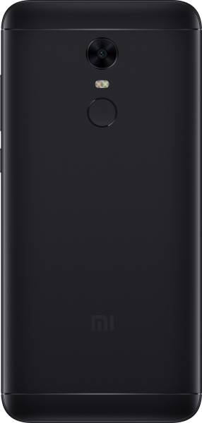 Xiaomi Redmi Note 5 (Black, 4GB RAM, 64GB)