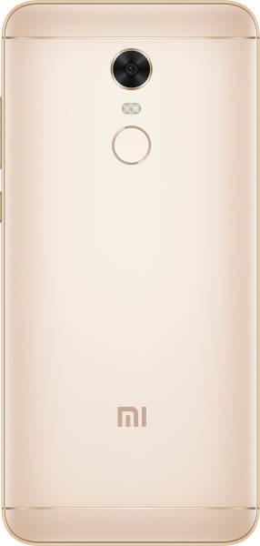 Xiaomi Redmi Note 5 (Gold, 3GB RAM, 32GB)