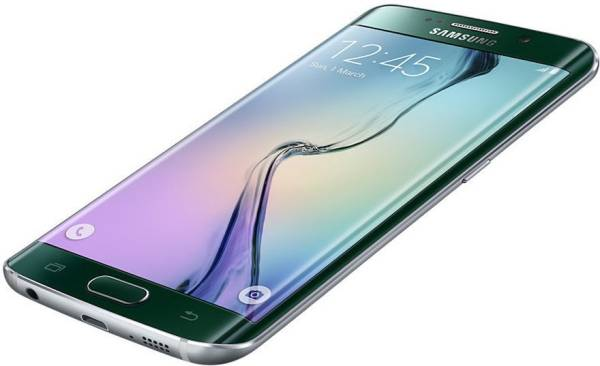 150ecdd8bfb Samsung Galaxy S6 Edge (Green Emerald