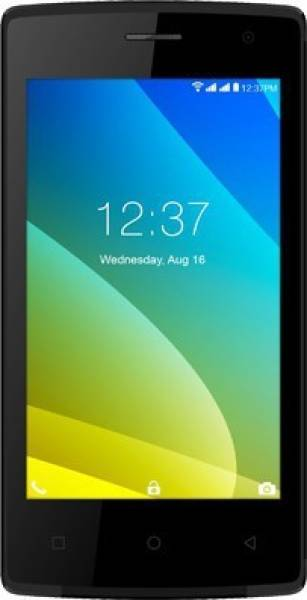 Intex Aqua A4 (Black, 1GB RAM, 8GB)