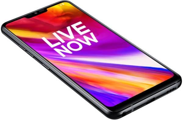 LG G7+ ThinQ (Black, 6GB, 128GB)