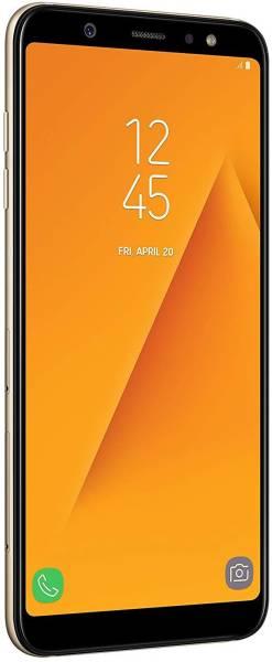 Samsung Galaxy A6+ (Gold, 4GB RAM, 64GB)
