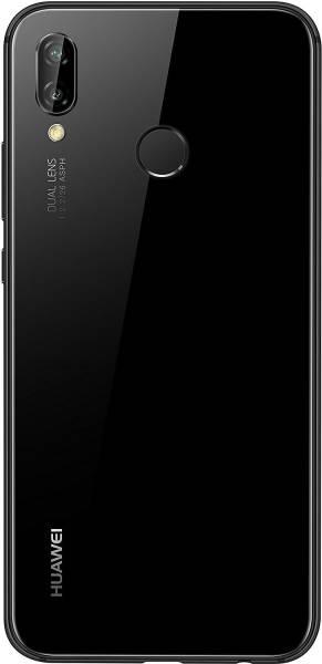 Huawei P20 Lite (Black, 4GB RAM, 64GB)