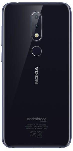 Nokia 6.1 Plus (Blue, 4GB RAM, 64GB)