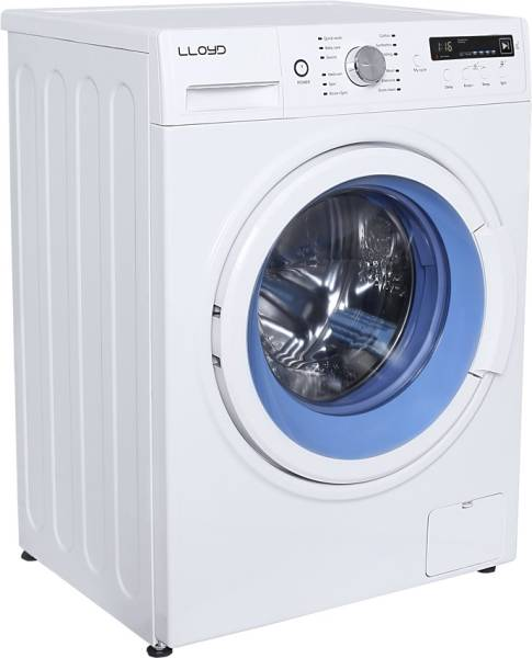 Buy Lloyd 7 Kg Fully Automatic Front Load Washing Machine