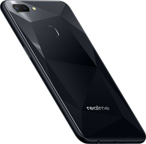 Realme 2 (Diamond Black, 3GB RAM, 32GB)