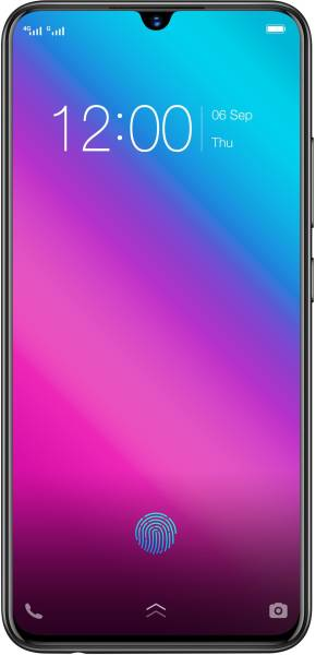 Vivo V11 Pro (Starry Night Black, 6GB RAM, 64GB)