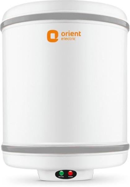 Orient 10L Storage Water Geyser (Aquaspring, White)