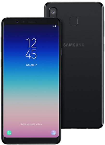 Samsung Galaxy A8 Star (Black, 6GB RAM, 64GB)