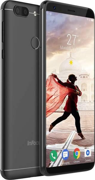 InFocus Vision 3 Pro (Midnight Black, 4GB RAM, 64GB)