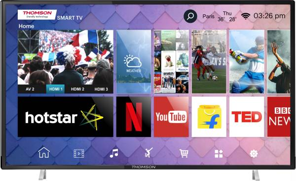 Thomson 55 Inches Ultra HD LED Smart TV (UD9)