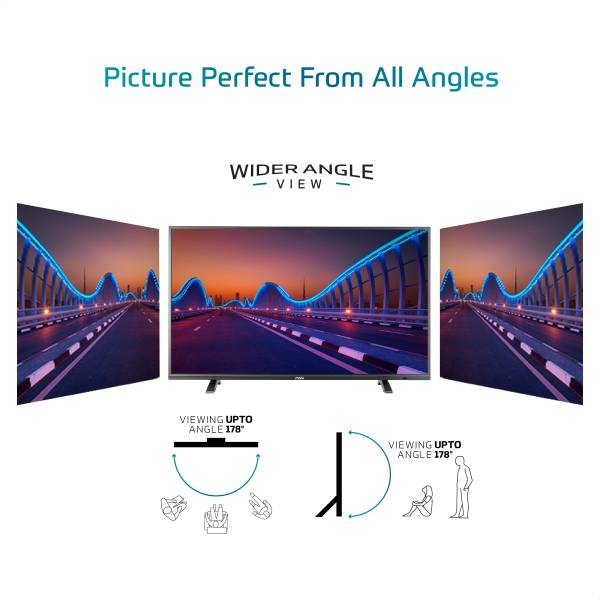 MarQ 65 Inches Ultra HD (4K) LED Smart TV (DOLBY 65SAUHD)