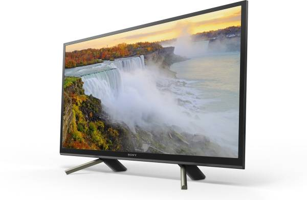 Sony 32 Inches HD Ready LCD Smart TV (KLV-32W622F, Black)