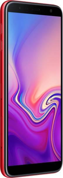 Samsung Galaxy J6+ (Red, 4GB RAM, 64GB)