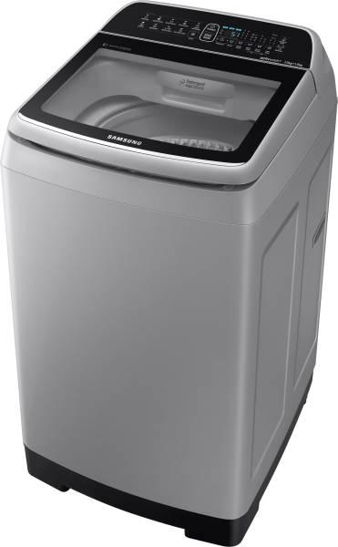 Samsung 7 kg Fully Automatic Top Load Washing Machine (WA70N4260SS, Silver)