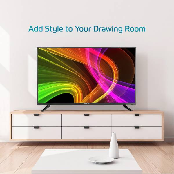 MarQ 32 Inches HD Ready LED Smart TV (DOLBY 32HSHD)