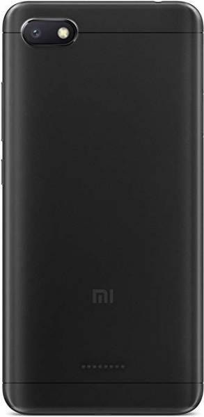 Xiaomi Redmi 6A (Black, 2GB RAM, 16GB)