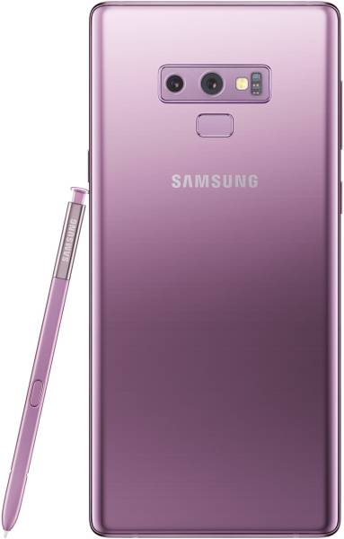 Samsung Galaxy Note 9 (Lavender Purple, 6GB RAM, 128GB)