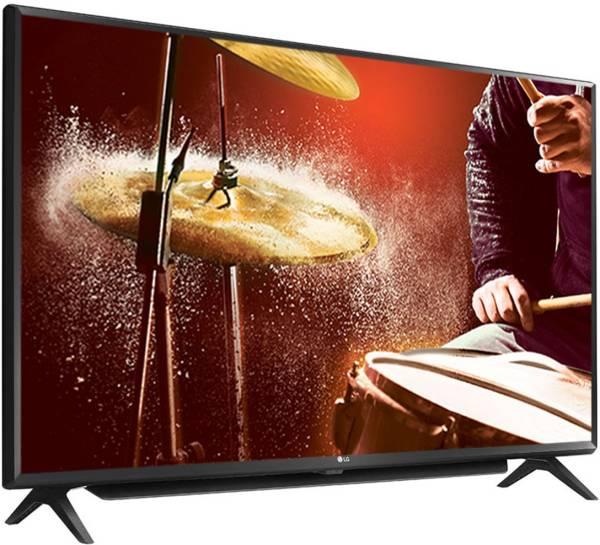 LG 43 Inches Ultra HD LED Smart TV (43UK6780PTE)