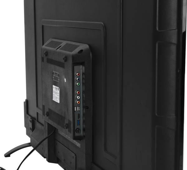 Kodak 55 Inches Ultra HD (4K) LED Smart TV (55UHDXSMART, Black)
