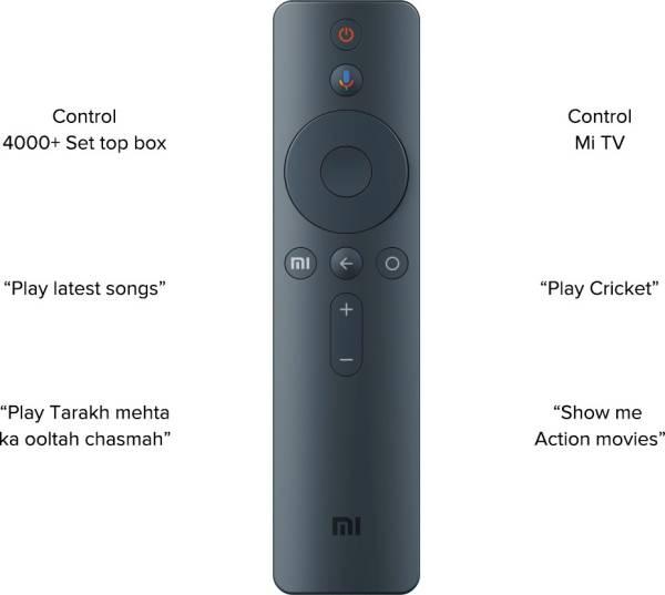 Mi 4 Pro 55 Inches LED Smart TV (L55M5-AN, Black)