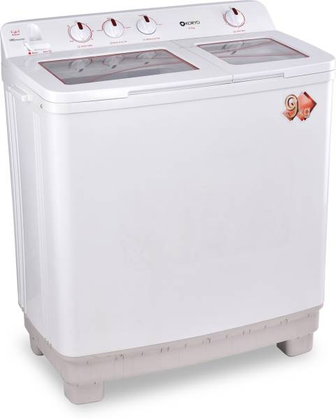 Buy Koryo 9 kg Semi Automatic Top Load Washing Machine ...