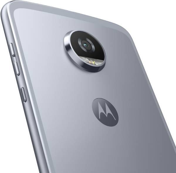 Motorola Moto Z2 Play (Lunar Grey, 4GB RAM, 64GB)