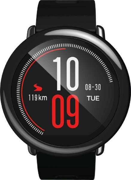 Amazfit Pace Smartwatch (Black Strap, 34mm)