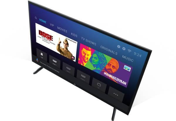 Mi 4A Pro 32 Inches HD Ready LED Smart TV (L32M5-AI, Black)