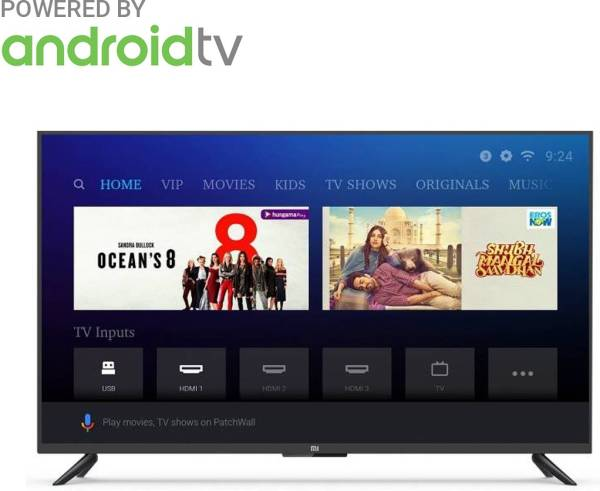Mi 4A Pro 49 Inches Full HD LED TV (L49M5-AN, Black)