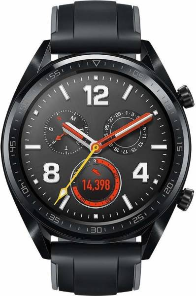 Huawei Watch GT Sport Smartwatch (Black, 35mm)