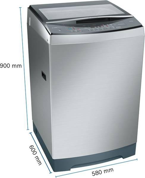 Buy Bosch 12 kg Fully Automatic Top Load Washing Machine ...