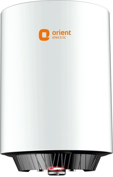 Orient 10L Storage Water Geyser (Aquabliss Plus, White)