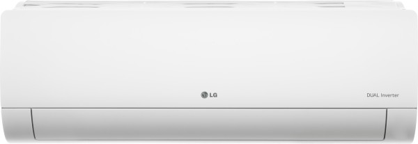 LG 1 Ton 5 Star Dual Inverter Split AC (Copper Condenser, LS-Q12YNZA, White)