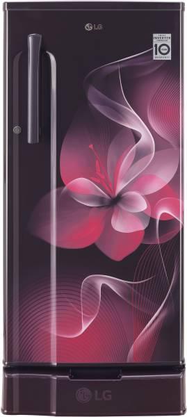 LG Single Door Refrigerator 188 L (GL D191KPDX)