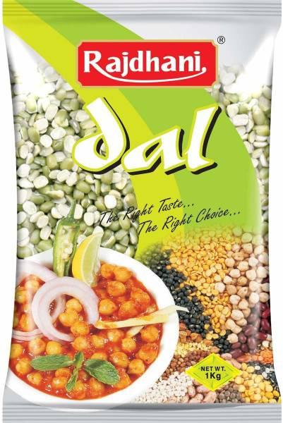 Rajdhani Chilka Moong Dal (Green, 1KG)