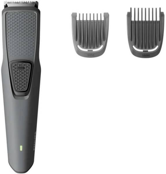 Philips BT1210 Beard & Moustache Trimmer (Grey)