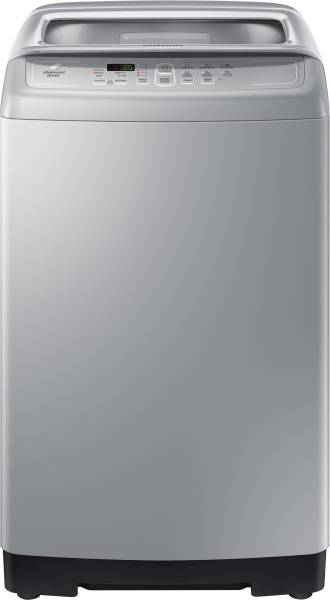 Samsung 7 kg Fully Automatic Top Load Washing Machine (WA70A4002GS/TL, Silver)
