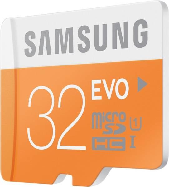 Samsung Evo Micro SDHC I Memory Card