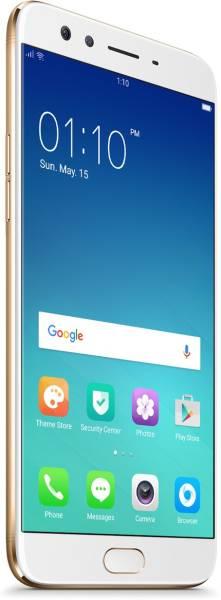Oppo F3 Plus (Gold, 4GB RAM, 64GB)