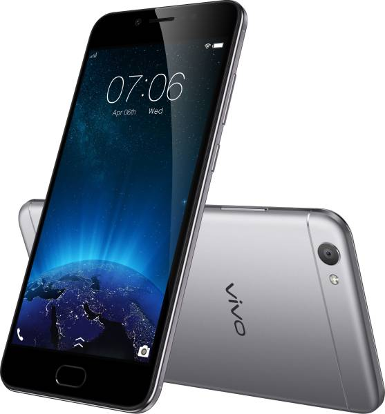Vivo V5 (Space Grey, 4GB RAM, 32GB)