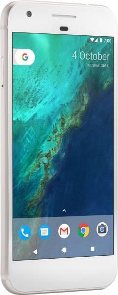 Google Pixel (Silver, 4GB RAM, 32GB)