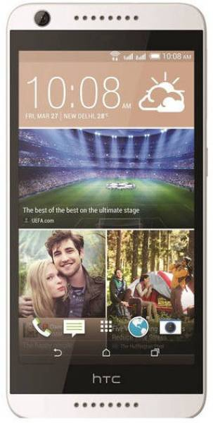 HTC Desire 626 (White, 2GB RAM, 16GB)